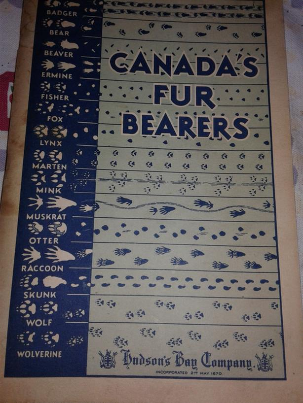 Hudson Bay Co. Canada Fur Bearers