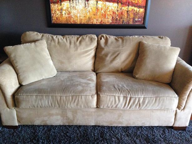 sofa/couch - ashley microfibre