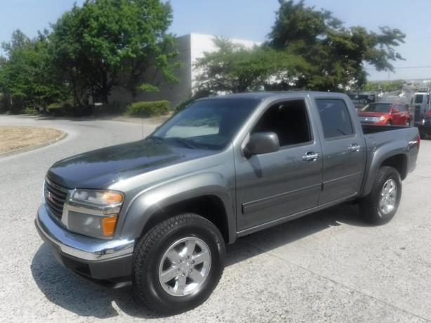 2011 GMC Canyon SLT Crew Cab Short Box 4WD