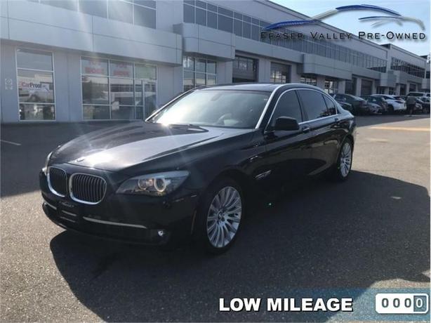 2011 BMW 7 Series 750Li xDrive  - Like New Condition - Full Luxury - Low Mileage
