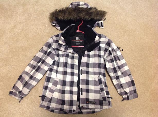 Misty Mountain YS ski jacket