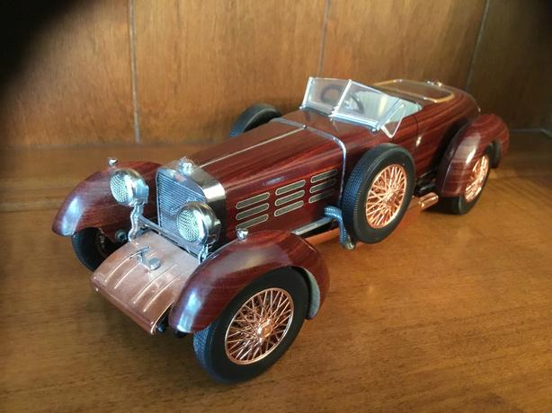 Hispano-Desuisa collectable. model car.v
