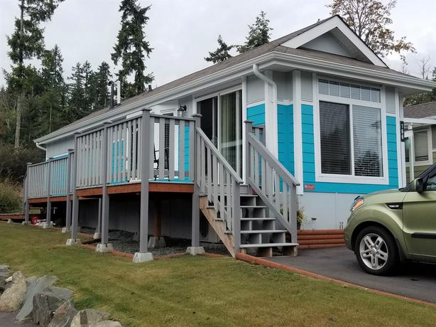 A piece of paradise for sale in Chemainus Gardens