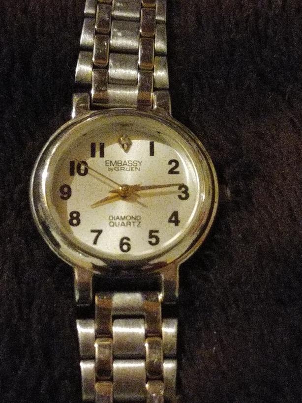 Embassy by Gruen Ladies Wristwatch