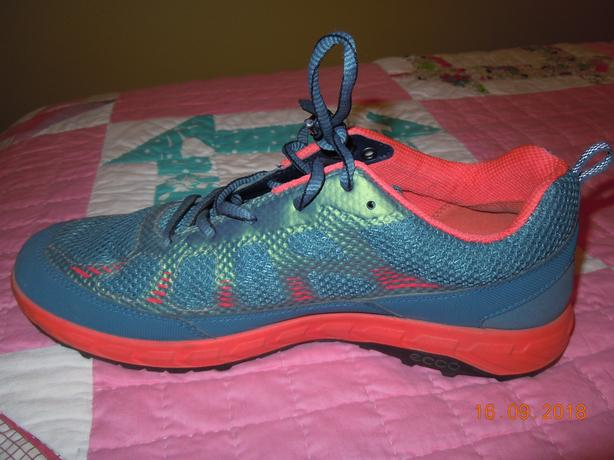 Ladies Ecco Terratrail shoes