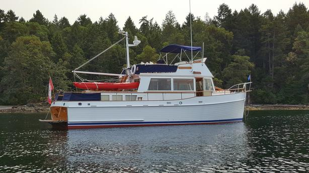 Grand Banks 42 Classic (Gratitude II )