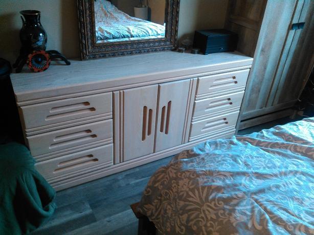 4 piece dresser set