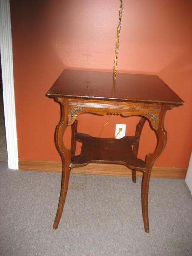 Antique Parlor Table