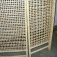 RATTAN 3 SECTION SELF STANDING SCREEN