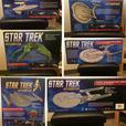 Star Trek Starships by Art Asylum, Playmates, Diamond Select