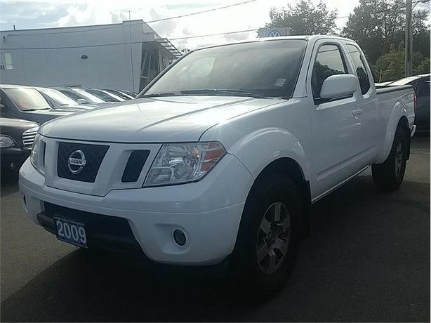 2009 Nissan Frontier Pro-4X 4X4 King Cab