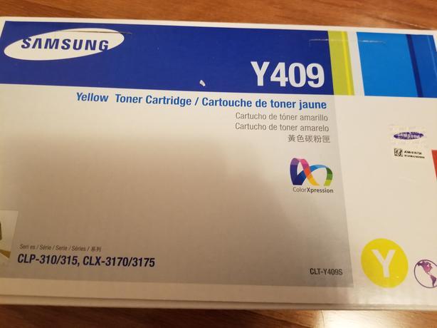 Samsung CLT-409S  Toner Cartridge