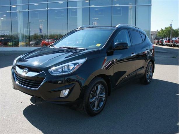2014 Hyundai Tucson GLS/LTD