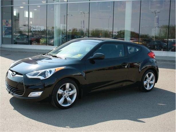 2012 Hyundai Veloster BASE ECOSHIFT