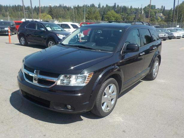 2010 Dodge Journey RT AWD 7 Passenger with Third Row Seating