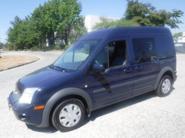 2012 Ford Transit Connect XLT Wagon 5 passenger Cargo