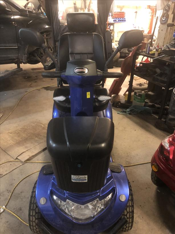 2017 Orthoquad medi scooter for sale