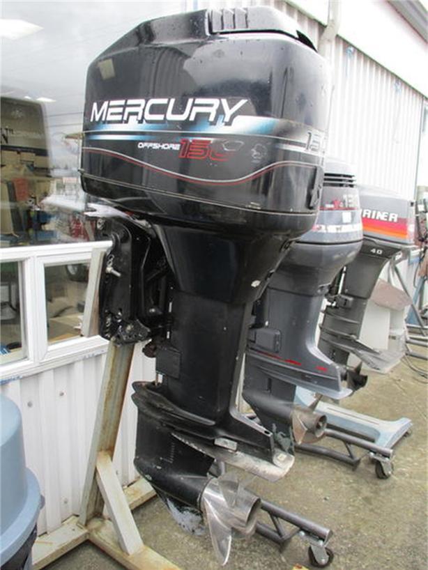 1998 Mercury 150 XL