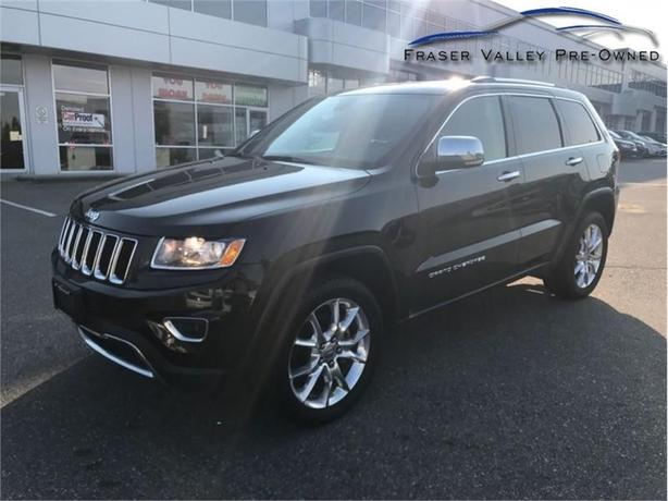 2016 Jeep Grand Cherokee Limited  - $246.84 B/W