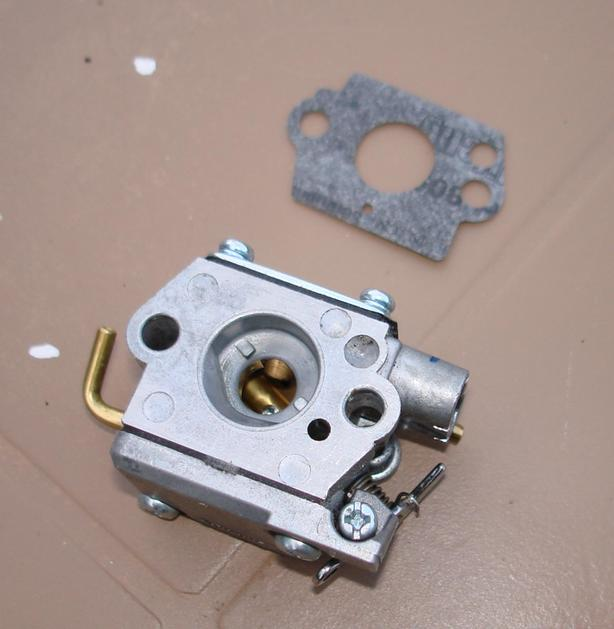 Small engine carburetor, compatible with Zama C1U-P10A