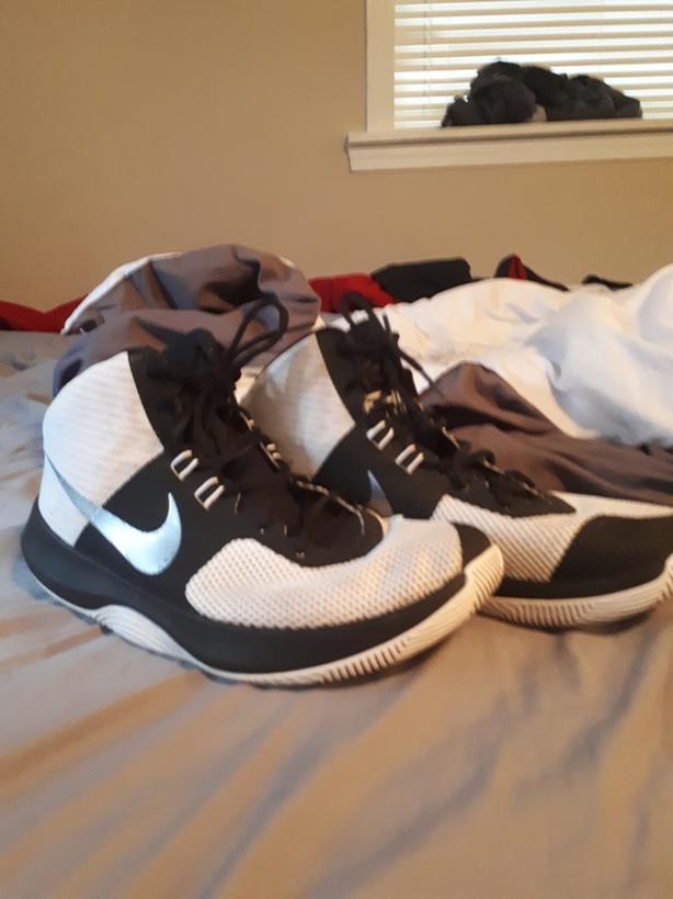 1c343b6be3dc Air precision nike basketball shoes Saanich
