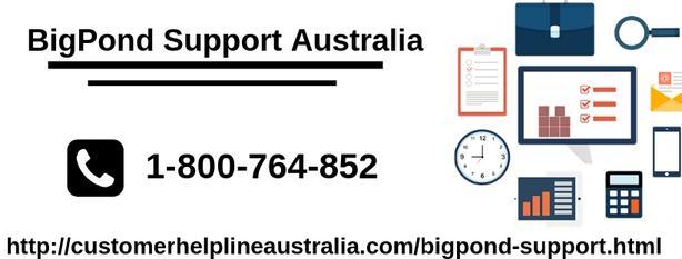 BigPond Support Number
