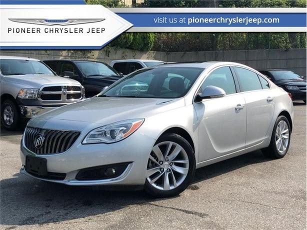 2016 Buick Regal Base  -Leather Heated Seats