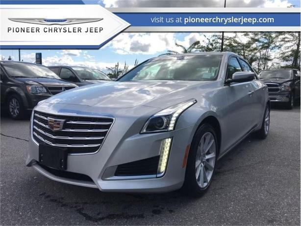 2017 Cadillac CTS Base  -Leather Seats - Navigation