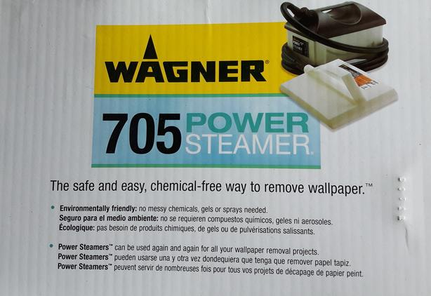 Wagner 705 Power Steamer Cobble Hill Cowichan