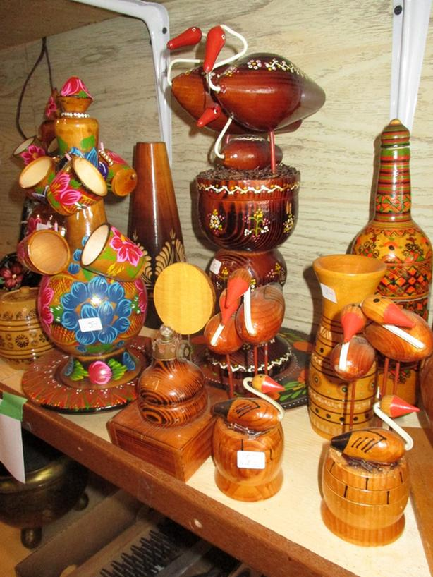 ESTATE UKRANIAN CULTURAL OBJECTS