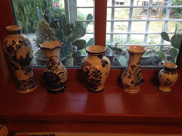 Royal Doulton Vases Victoria City Victoria