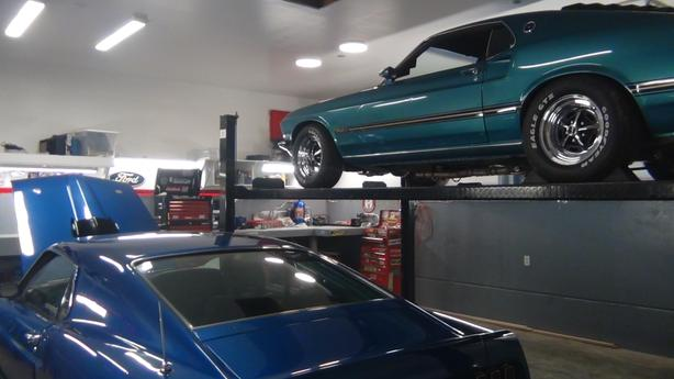 MUSTANGS AND OLD FORDS  ,tuned,repaired ,restored @ Dave's performance shop