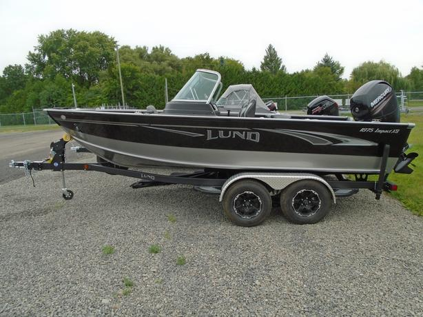 2019 Lund 1875 Impact XS Black  For Sale - LF742
