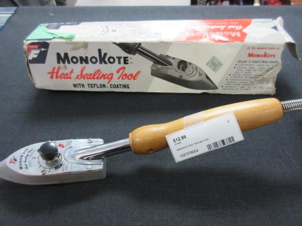 Heating Sealing Tool  **Money Maxx*