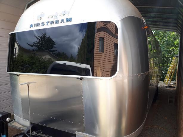 Airstream Restorations,Repair & Service