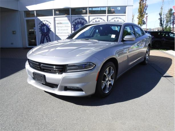 2017 Dodge Charger SXT - Heated Front Seats, V6, AWD