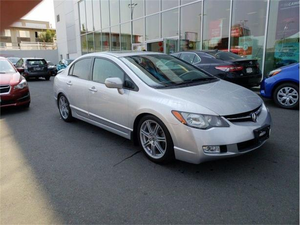 2008 Acura Tl Type S Navigation >> 2008 Acura Csx Type S Navigation No Accidents Local Victoria