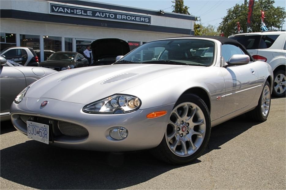 2001 Jaguar XKR 2dr Conv XKR Supercharged Victoria City ...