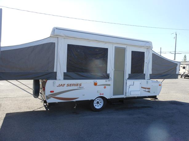 2012 Jayco Jay Series 1206 Tent Trailer