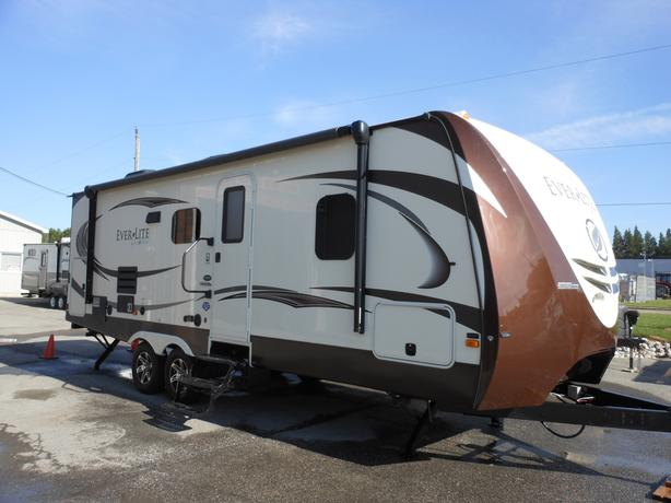 2015 Evergreen Ever-Lite 255RBF Travel Trailer