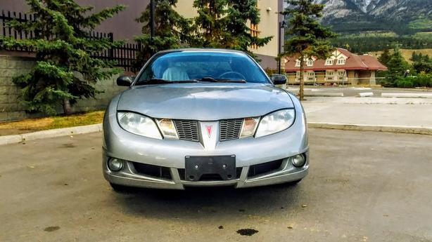 Pontiac Sunfire 2003, Sedan 4doors