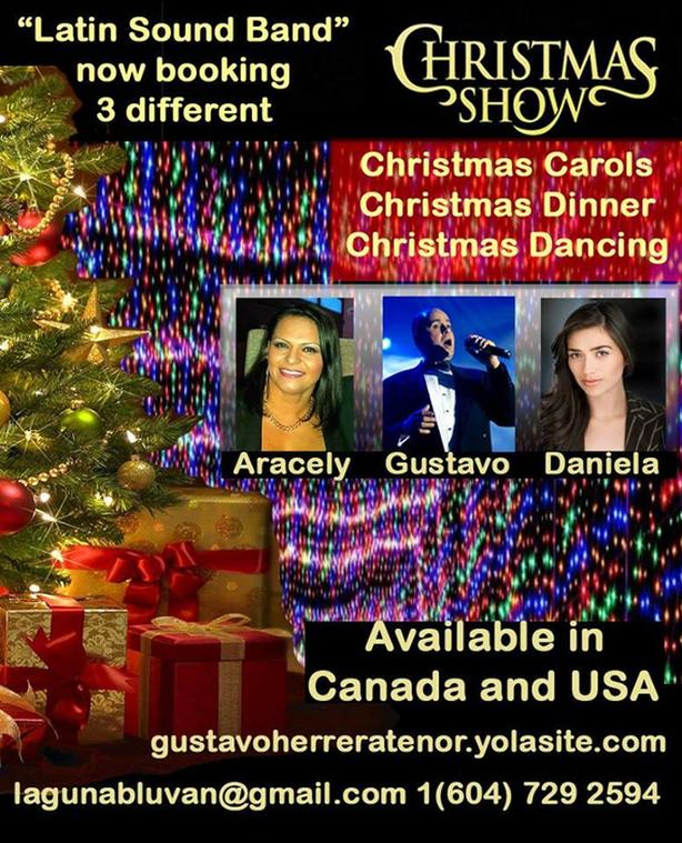 Christmas Carols Show 2018