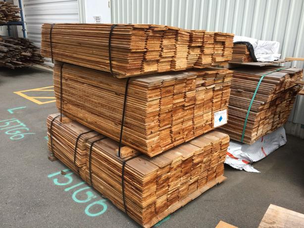 "3200' lin.ft.1""x 6"" Cedar 5000 lin. ft '1'x6' T&G Red Cedar 1x4"".25-.80 cents"