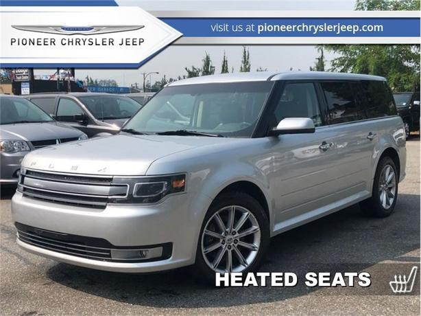 2015 Ford Flex UNKNOWN  - Leather Seats -  Bluetooth