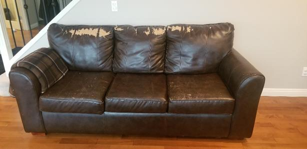 FREE: couch and chairs