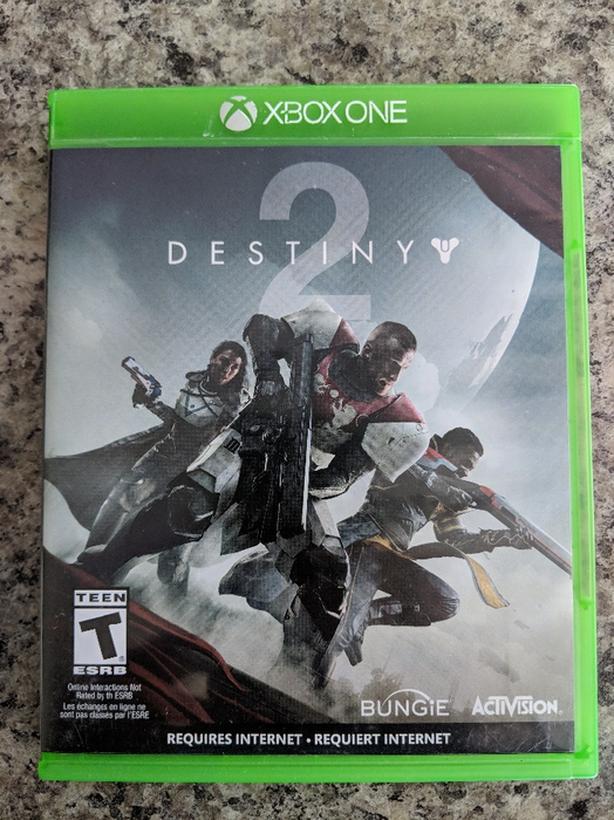 OBO Destiny 2 for X Box One