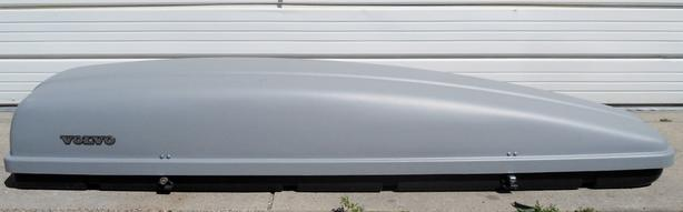 VOLVO / THULE ROOF TOP CARGO CARRIER / SKI BOX