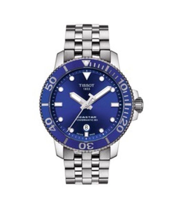 Men's tissot Seastar watch