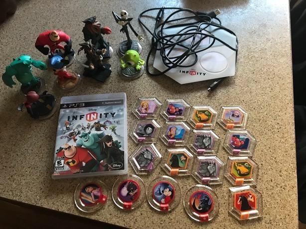 Inifinity & Accessories for PS3