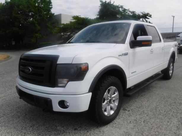 2014 Ford F-150 FX4 SuperCrew 6.5-ft Box 4WD Eco boost
